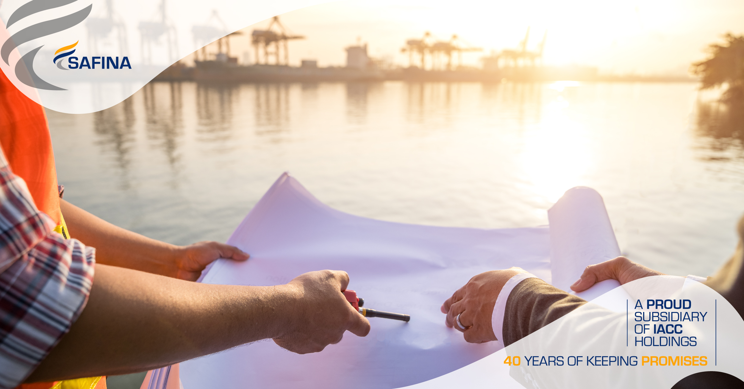 Our planning makes your business sail